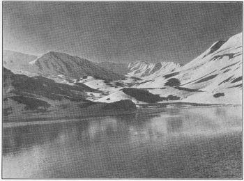 Approach to Baralacha La, 16047 feet, Lahul. Photo.I.M. Cadell.