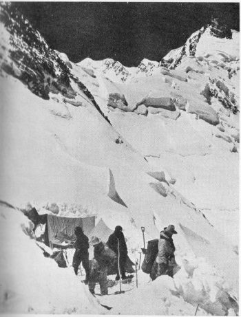 Camp V, Nanga Parbat, 22nd July 1938
