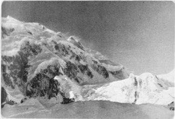 1981 Dutch route on Nanga Parbat. 								(Photos: R. Naar)