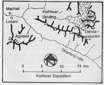 Kishtwar Expedition