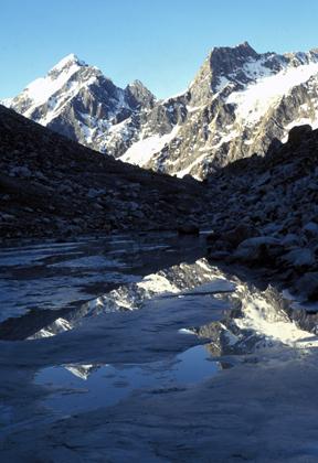 Sukh Tal, en route Lamkhaga Pass (Vineeta Muni)