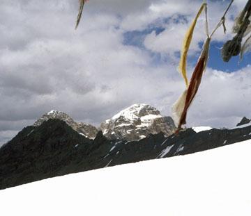 View from Parang la