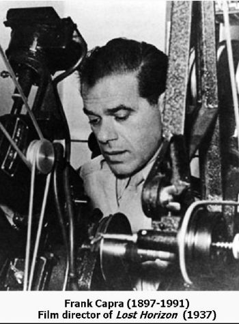 Frank Capra director of the film.