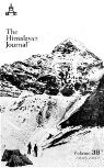 Himalayan Journal vol.38