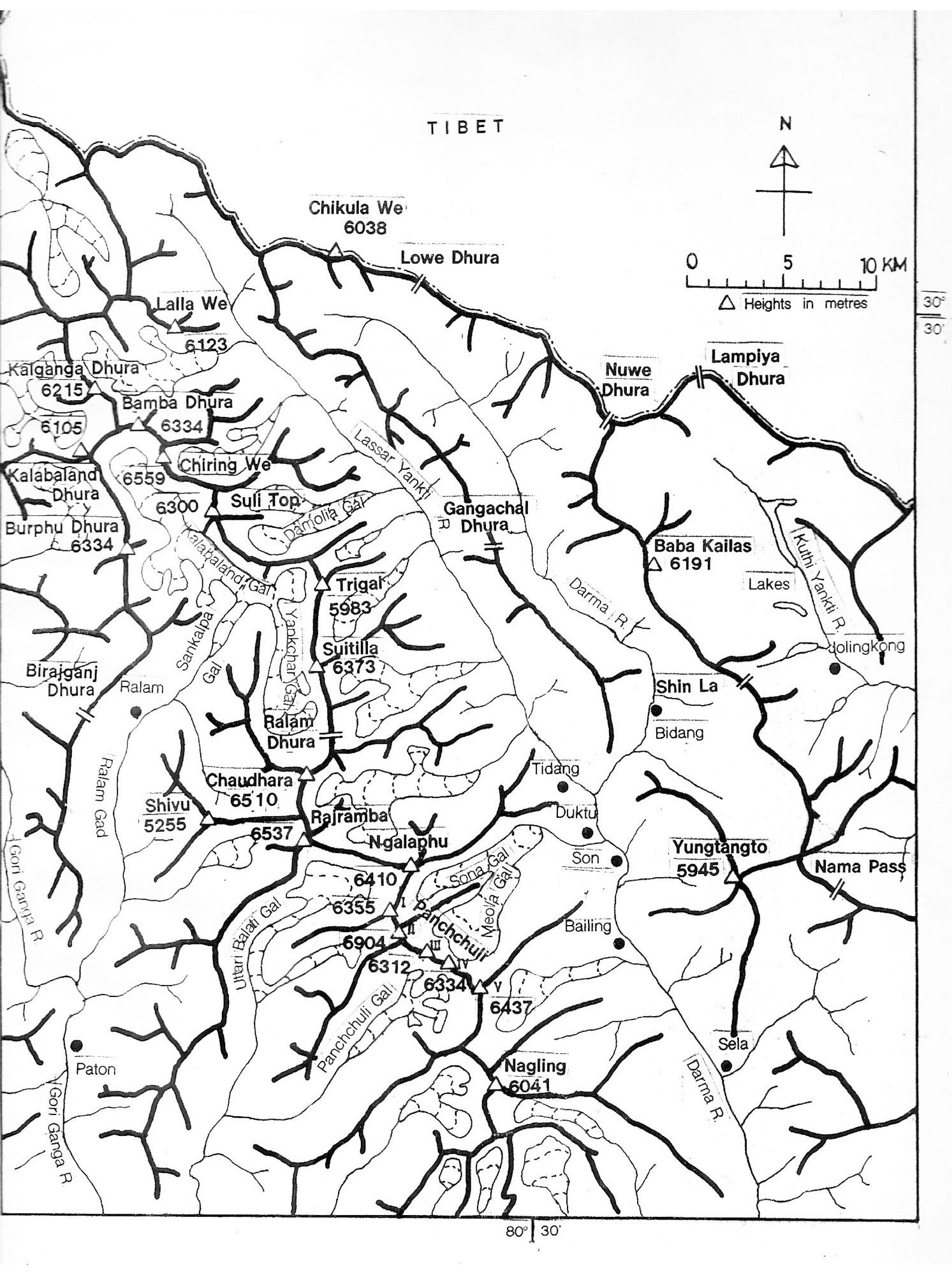 Kumaun - East
