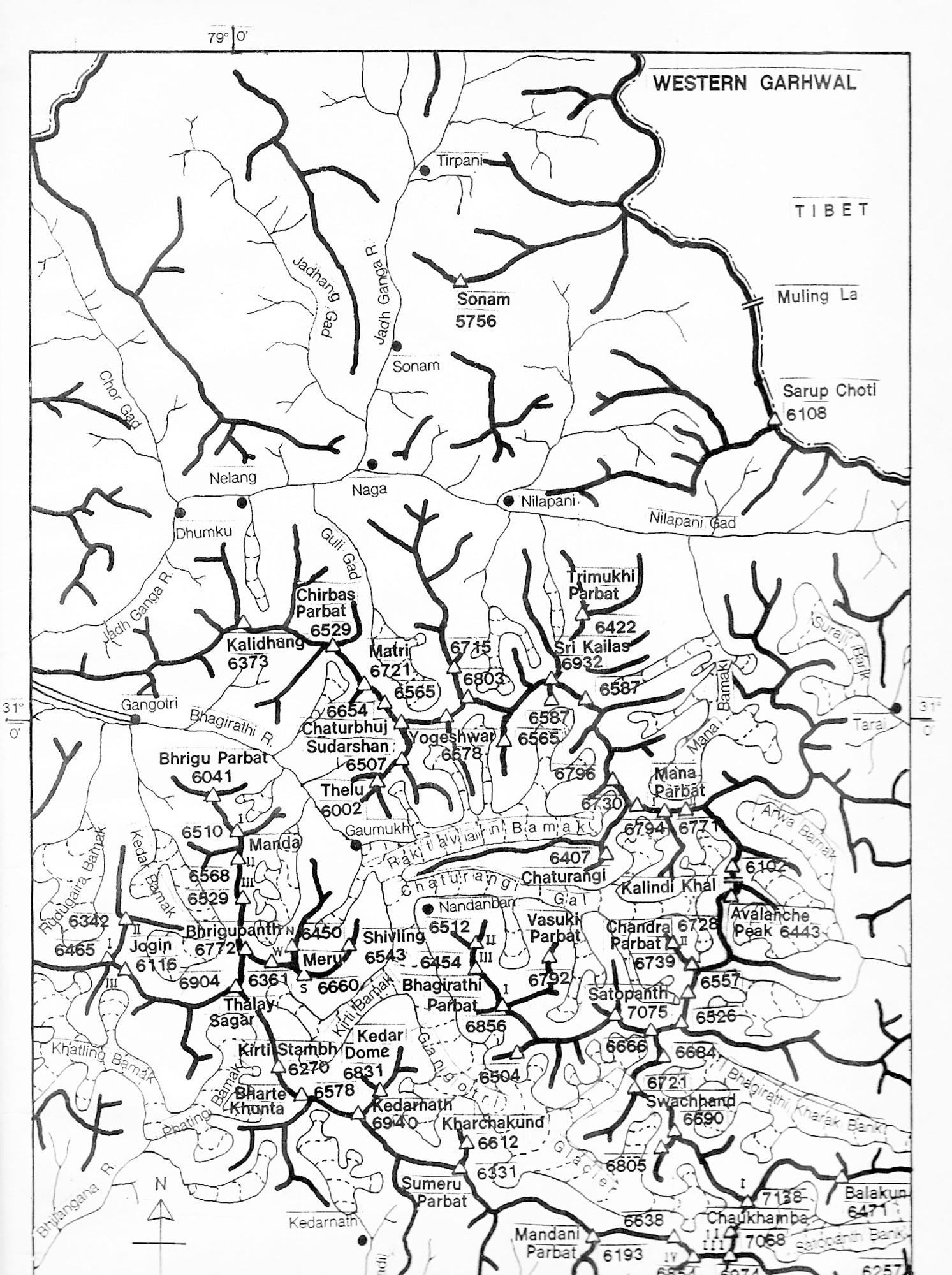 Garhwal - East