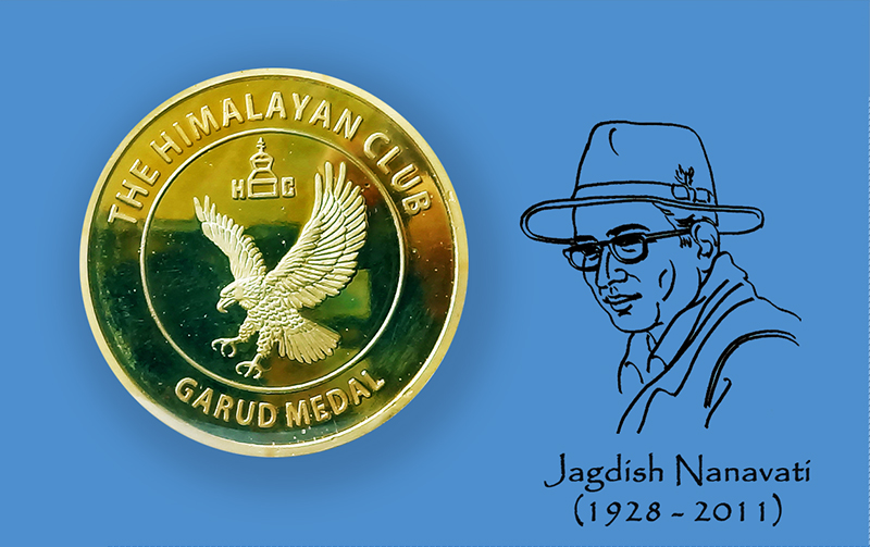 JCN - Garud Gold Medal