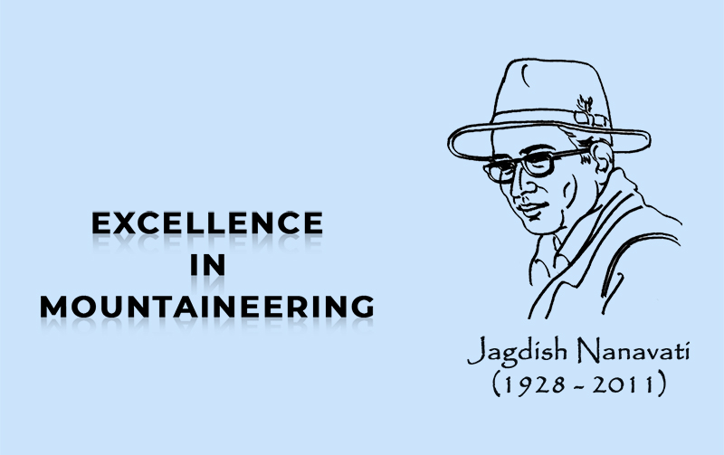 JCN Award for Excellence in Mountaineering