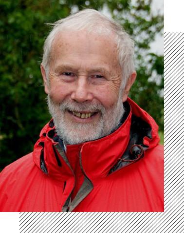 Sir Christian Bonnington (CBE)