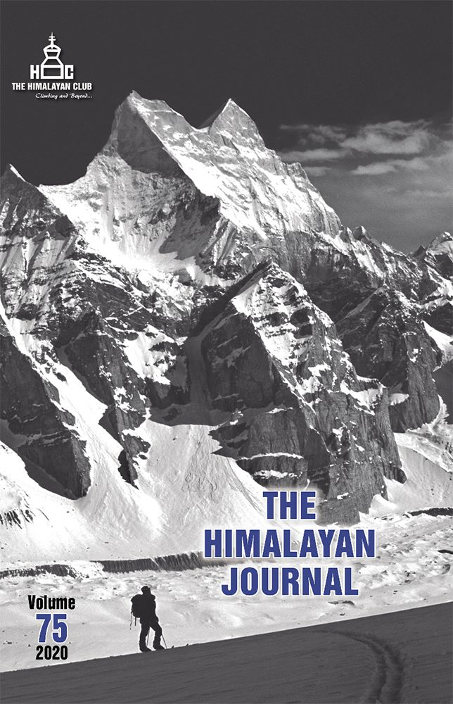 The Himalayan Journal - vol. 75