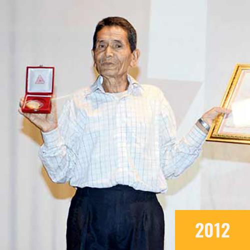 Harisinh Harkotia (JCN 2012)