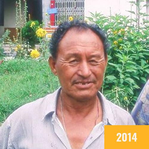 Ringzin Ladakhi (JCN 2014)