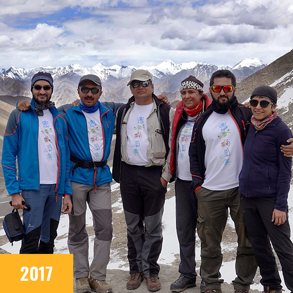 JCN 2017 - Team Karakoram Traverse