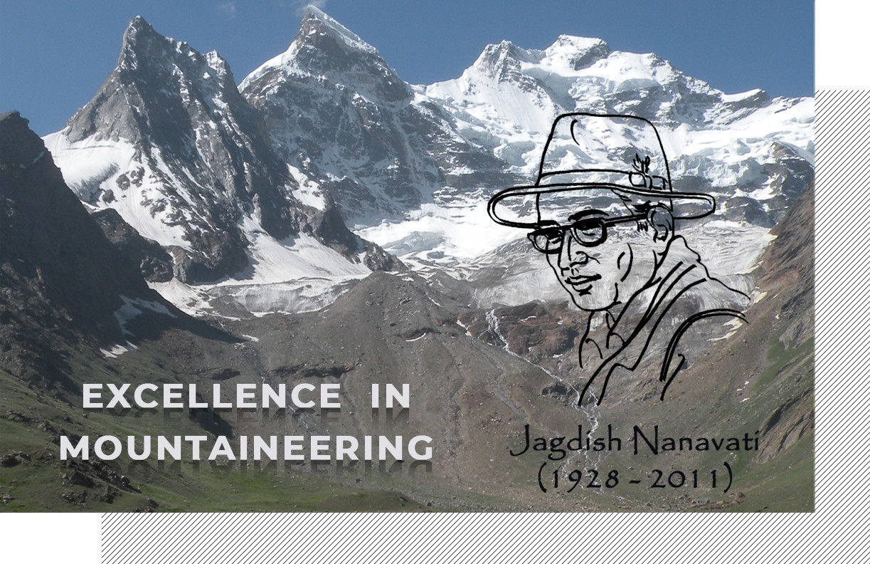 Jagdish Nanavati Award for Excellence in Mountaineering