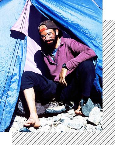 Kaivan Mistry (1968-2000)