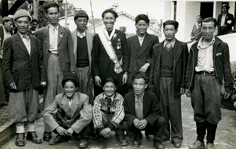 Sherpas of Darjeeling